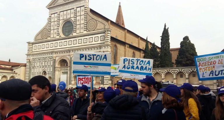 Qualche scatto del 2 aprile a Firenze